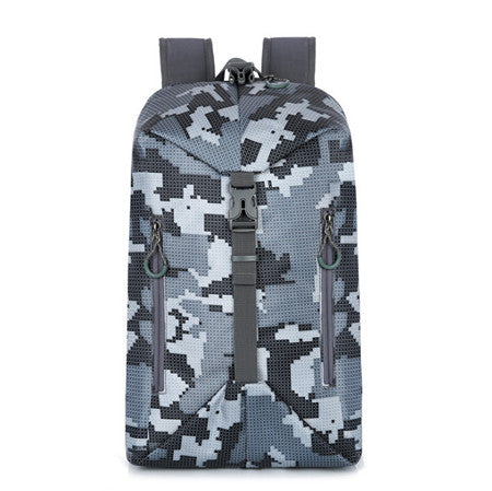 Transformable Travel Duffelbag/Backpack