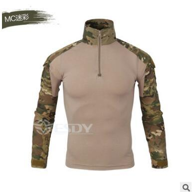 2017 Brand Hot Military Camouflage Military Frog Jacket Waterproof Trench Coat Military Jacket Men's Jacket and Jacket2016-moflily