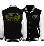 Hot Sale Star Wars Resident Evil Baseball Jacket Hoodies Men 2018 Spring Fashion Men Coat Hip Hop Tracksuit Men Plus Size S-5XL-moflily