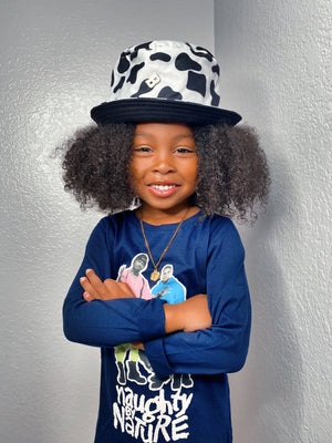 Badu Kids bucket Hat