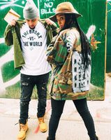 Bronx Native Vintage Army Jackets