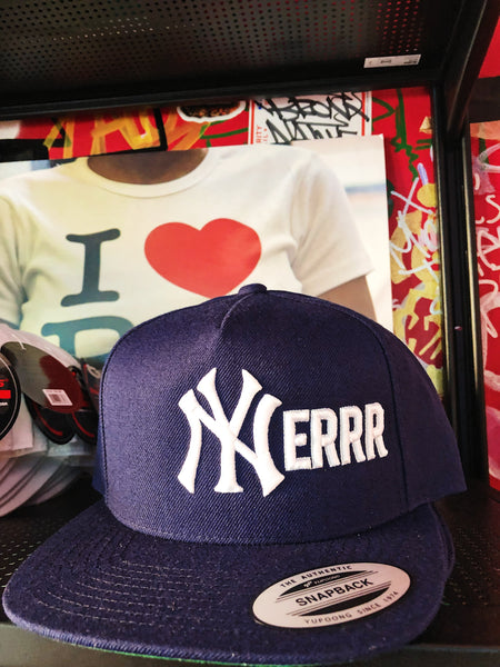 New YERRR Yankees Snapback