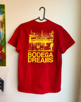 Bodega Dreams (Red & Yellow)