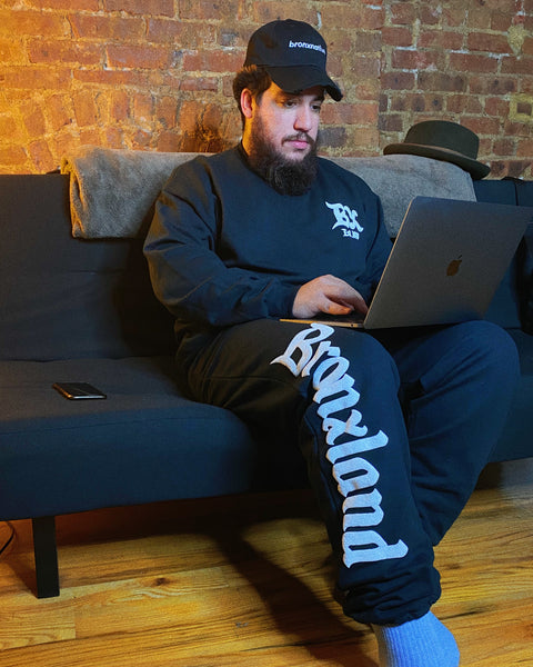 BRONXLAND Sweat Pants