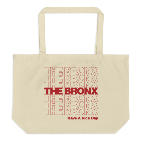 The Bronx Have A Nice Day Tote