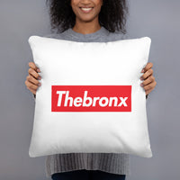 The Bronx Hypebeast Pillow