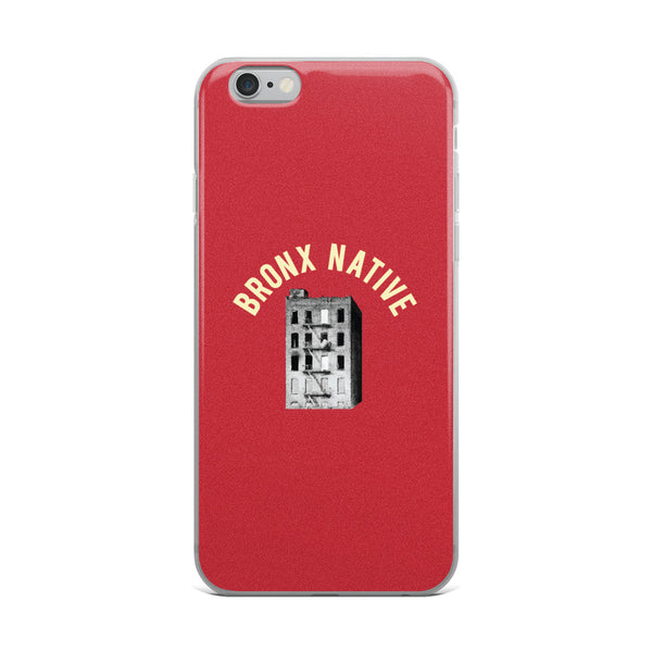 The Bronx iPhone Case
