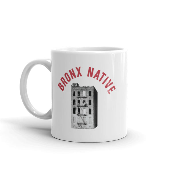 Bronx Native Mug