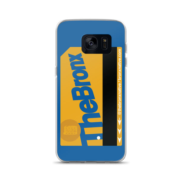The Bronx MetroCard Samsung Case