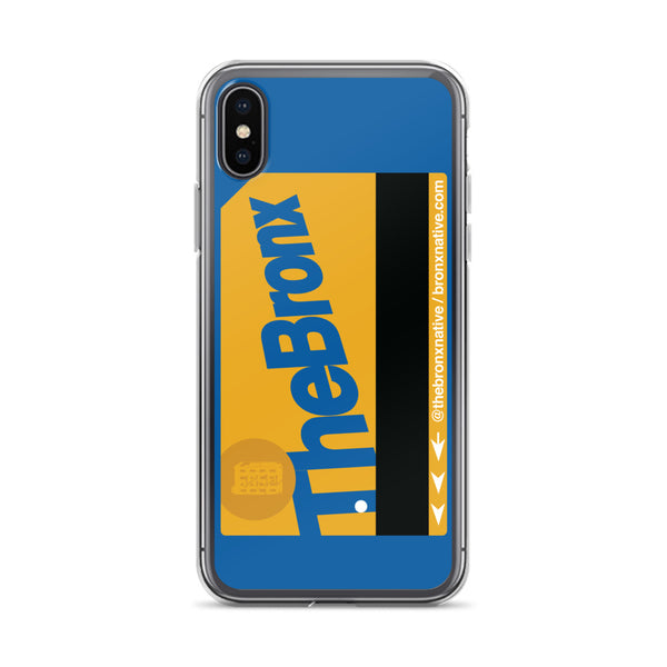 The Bronx Metro Card Iphone Case