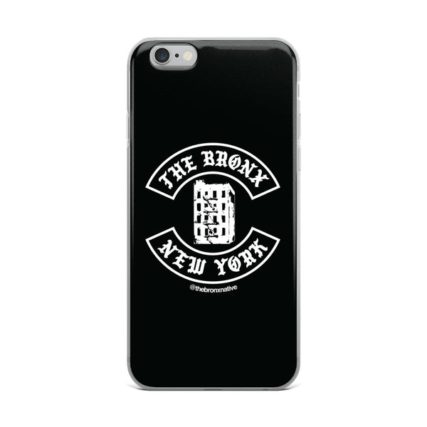 The Bronx New York iPhone Case