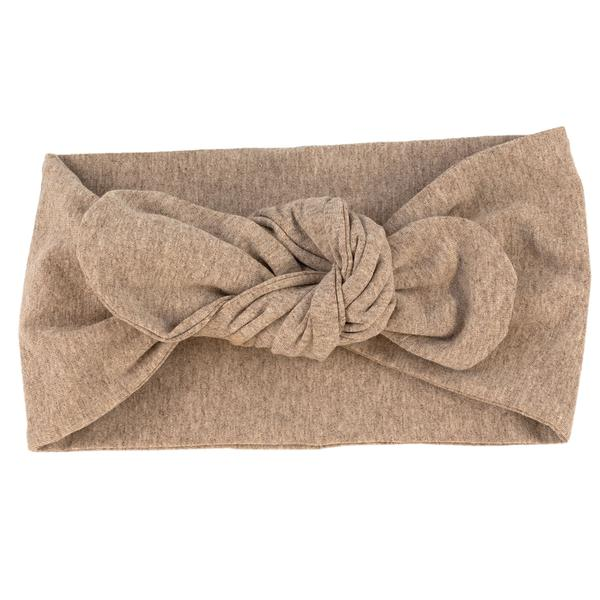 Tiny Knot Headband sand