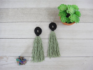 Crafty Loop Earrings