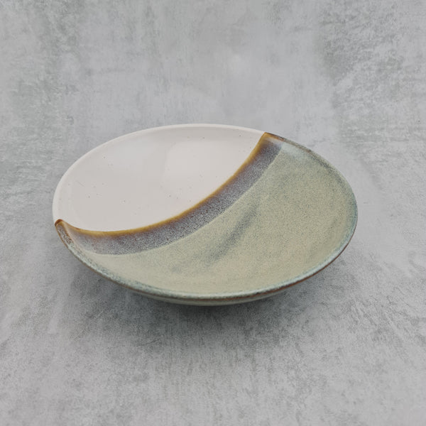 Nuka & Tenmoku Large Bowl