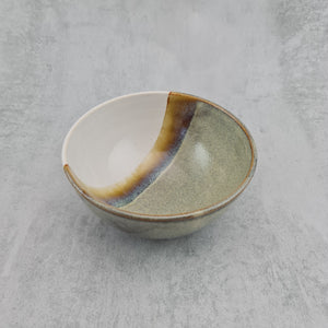 Nuka & Tenmoku Small Bowl