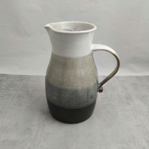 Nuka & Tenmoku Tall Pitcher Jug