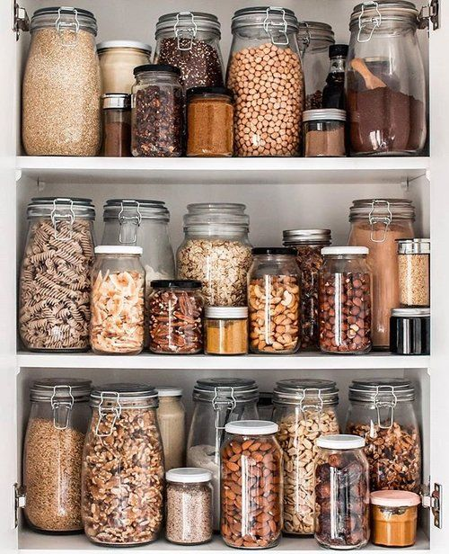 Basic Pantry Essentials