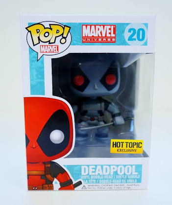 DEADPOOL X-FORCE HOT TOPIC EXCLUSIVE #20