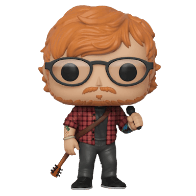 Ed Sheeran - Ed Sheeran Pop! Vinyl Figure
