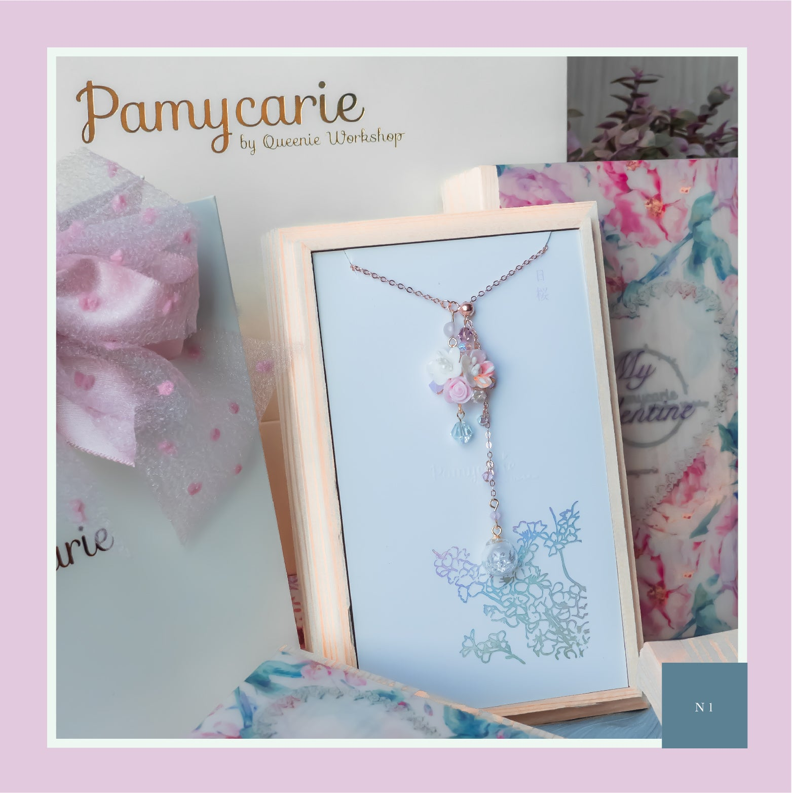 Private Class: DIY Necklace Workshop