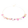 ZINNIA Mermaid Gold-plated 925 Silver Pearl Necklace