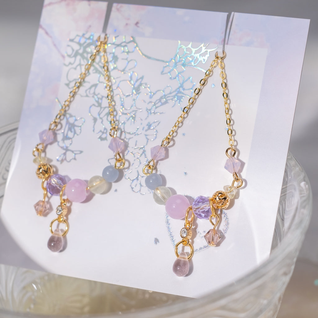 ④ Pendants - Swing of Quartz (10 Designs)