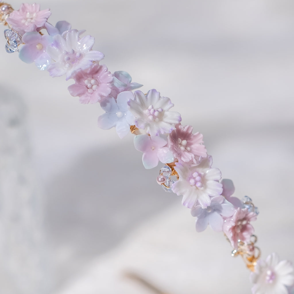 ④ Hairband - Sweet Petals (7 Designs)