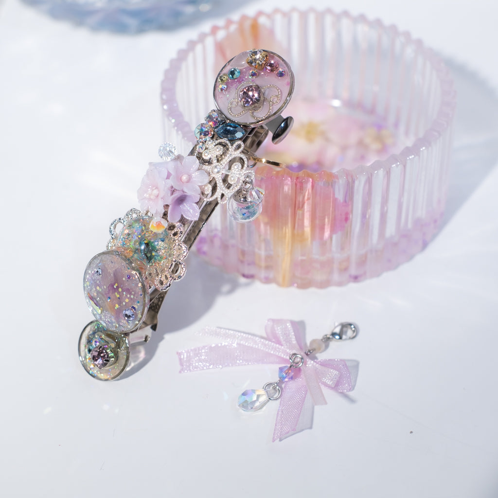 ⑤ Resin Carrie Clip (5 Designs)
