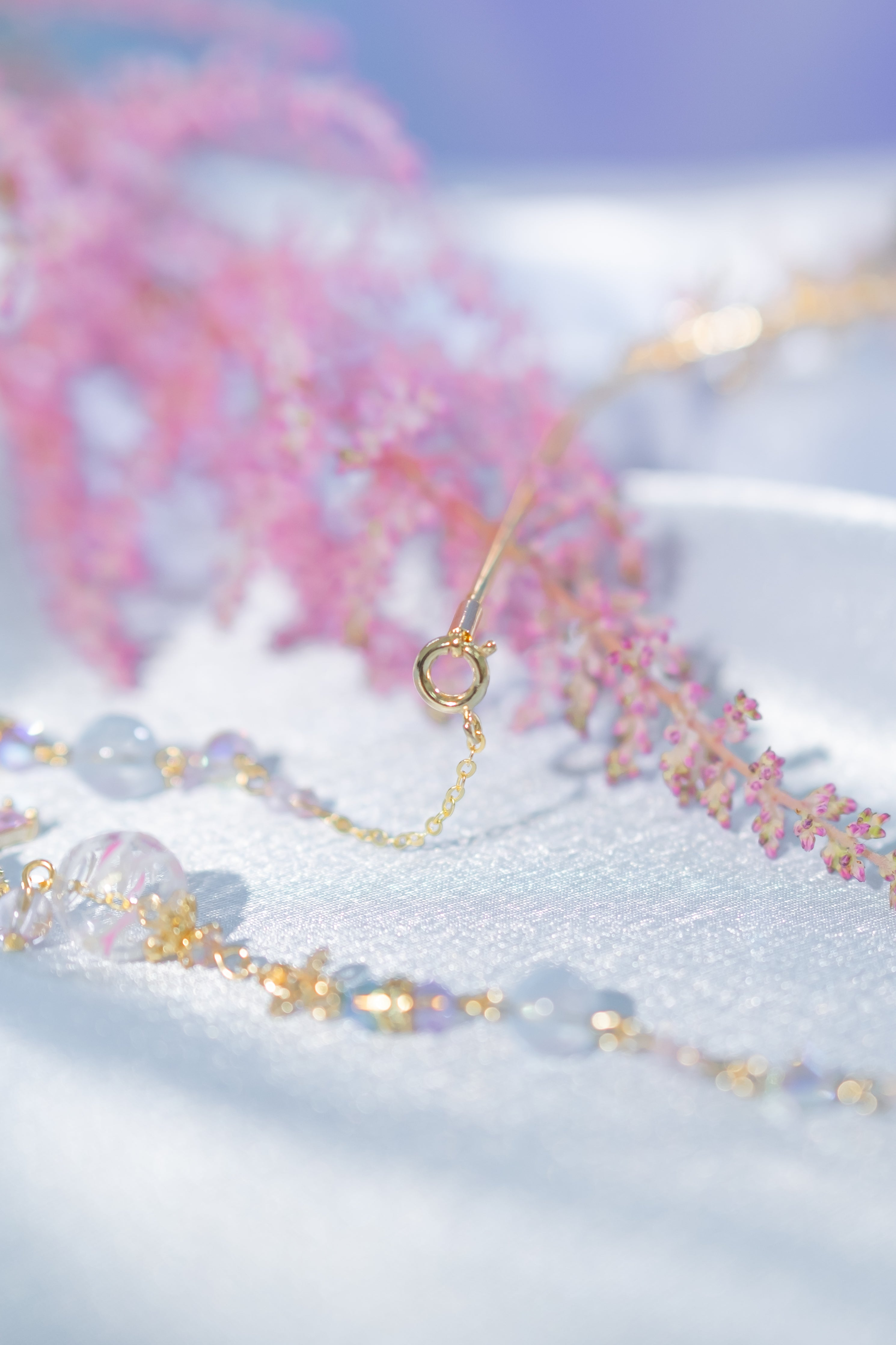 Hanami 14K Gold-plated Headband