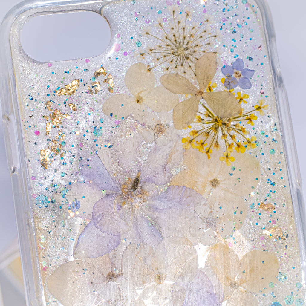 ⑦ Floral Phone Case (5 Design)