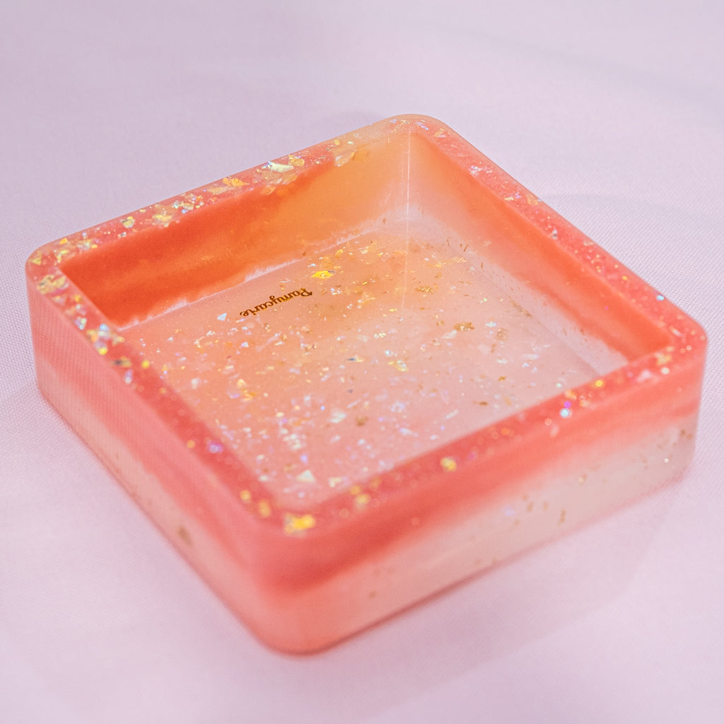 ⑧ Quartz Candy Plate (5 Designs)