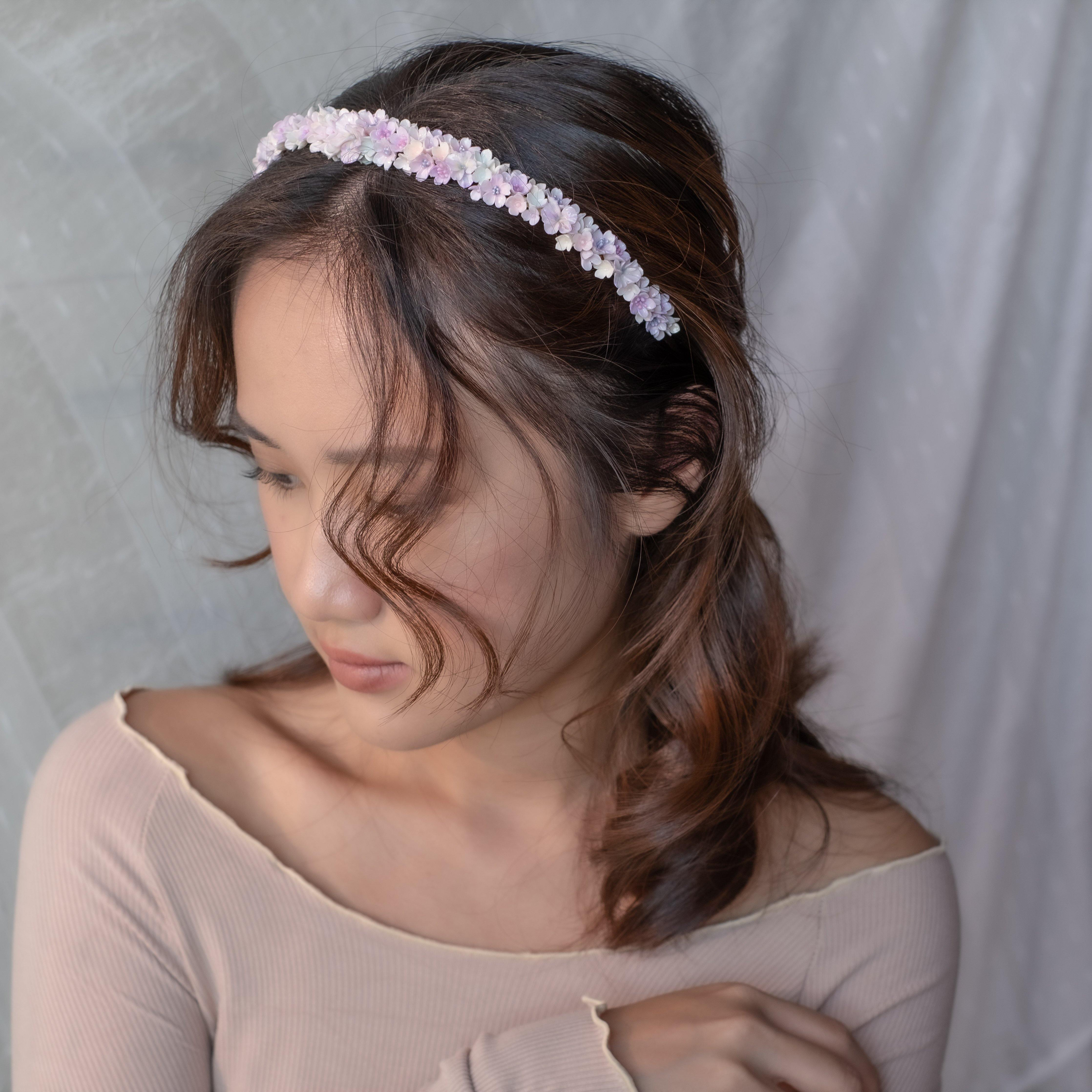 ➀➀ Hairband Bouquet of the Month (5 Designs)