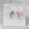 ③ Garden Hoop Earrings (9 Designs)