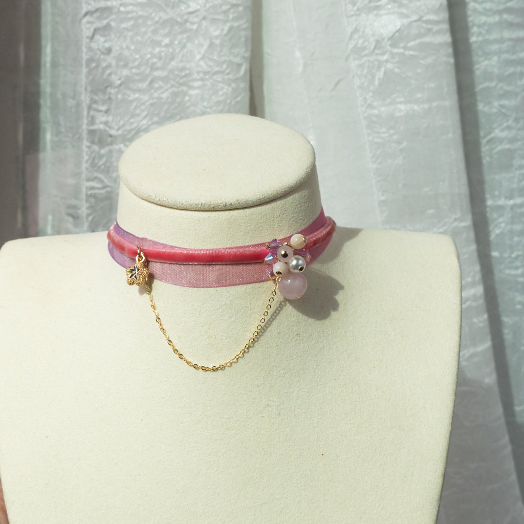③ Choker - Cherry Pie (8 Designs)