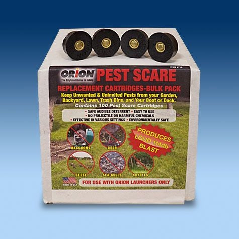 Pest Scare Bulk Pack - 100 Cartridges
