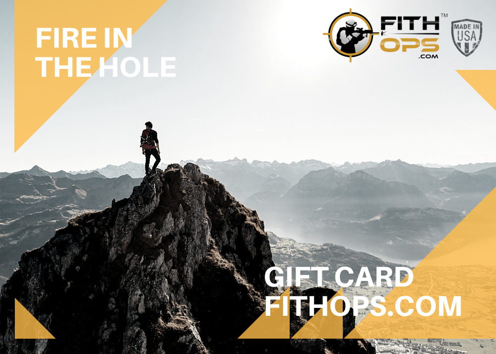 FithOps Gift Card