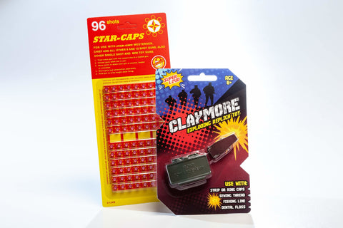 Claymore Exploding Replica Toy