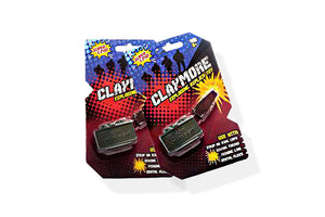 Claymore Exploding Replica Toy - 2pk