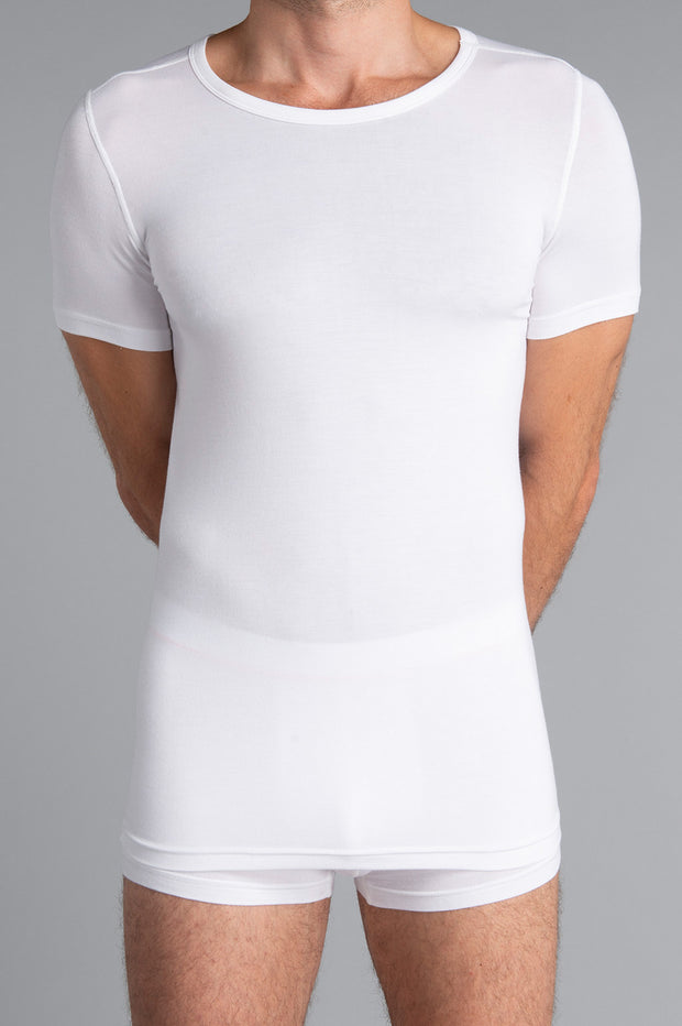 MicroModal Crew Neck Undershirt 3 Pack