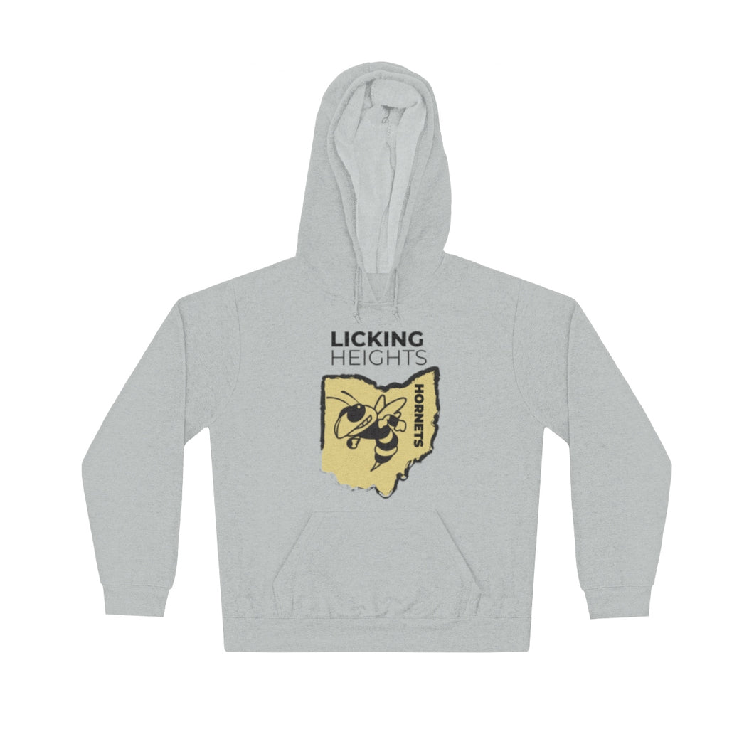 Licking Heights Hornets Unisex Lightweight Hoodie