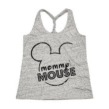 Load image into Gallery viewer, Mommy Mouse Cosmic Twist Back Tank Top