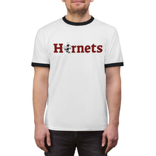 Load image into Gallery viewer, Hornets Unisex Ringer Tee