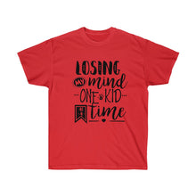 Load image into Gallery viewer, Losing My Mind  Unisex Ultra Cotton Light Color Tee