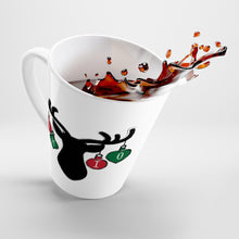 Load image into Gallery viewer, Ohio Holiday Ornaments Latte mug