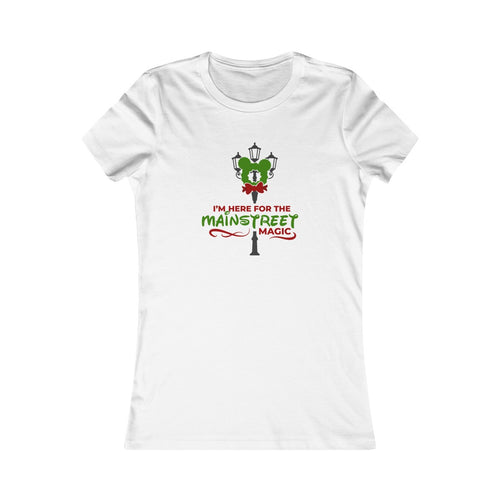 Mainstreet Magic Women's Favorite Tee - Double Sided