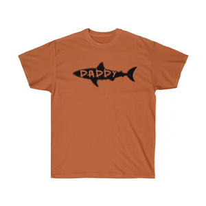 Daddy Shark Unisex Ultra Cotton Tee