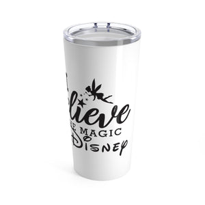Believe in Disney Magic Tumbler 20oz