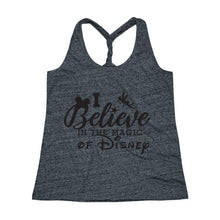 Load image into Gallery viewer, Disney Magic Cosmic Twist Back Tank Top