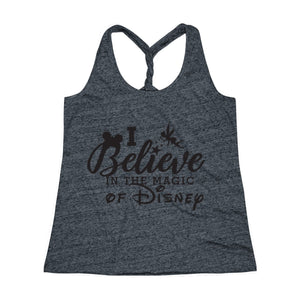 Disney Magic Cosmic Twist Back Tank Top
