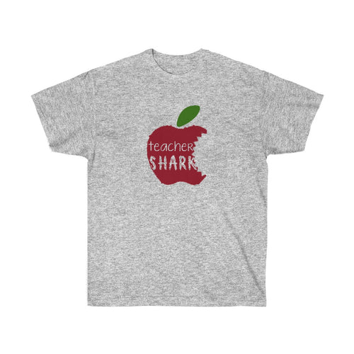 Teacher Shark Unisex Ultra Cotton Tee